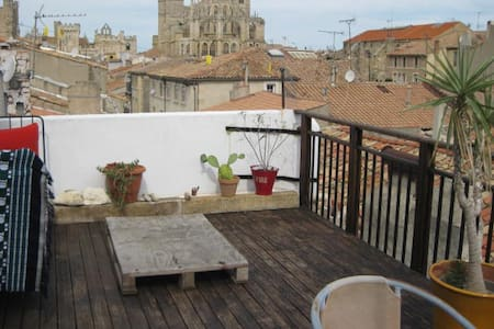 nice duplex with terrace of 25 sqm