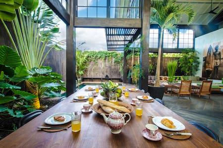 Luxury Warehouse Canggu Bali