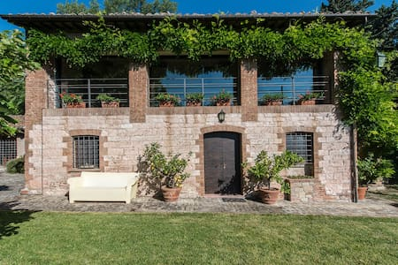 Historic Country House in Coccore - Vila
