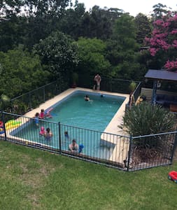 Summer Family Home with pool - Ev