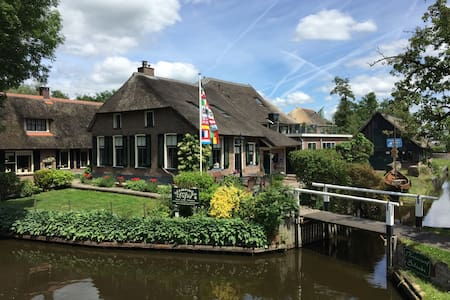 B&B De Hofstee Giethoorn - Bed & Breakfast