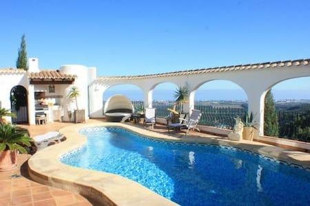 Villa with amazing view on the sea - Willa