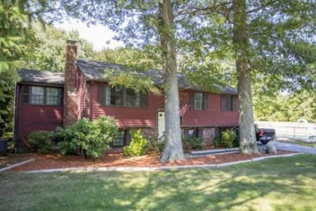 Close to Providence & MBTA station - Attleboro - Maison