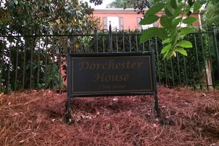 The Dorchester House - Downtown