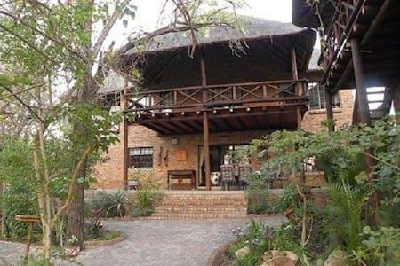 Sibongile at Marloth near Kruger - Marloth Park - Huis