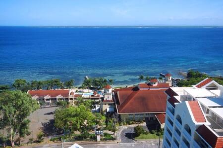 Large 2 Bedroom Condo with fantastic seaviews - Lapu-Lapu City - Apartamento