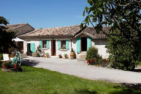 La Maison du Chai - Castelnau-de-Montmiral