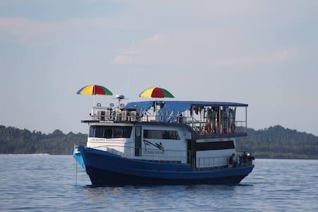 Mentawai Islands Surfcharters - Boat