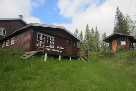 Overlandshaug - lovely country home - Rissa - Apartment