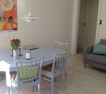 Stay in the heart of cozy Vesterbro