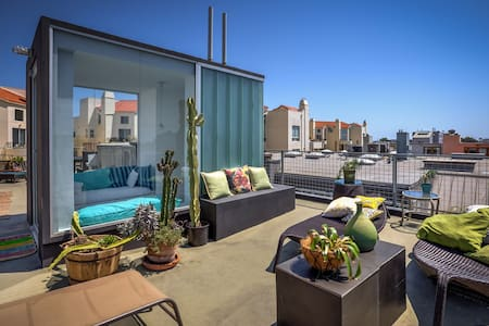 Oceanview Santa Monica/Venice BeachHouse Roof Deck - Los Angeles - Haus