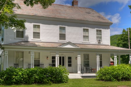 Christopher Kimball's Vermont Farmhouse - House