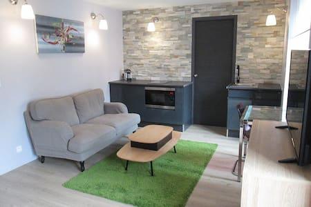 """Studio """" RÉSIDENCE DU PARC """" - Appartement"""