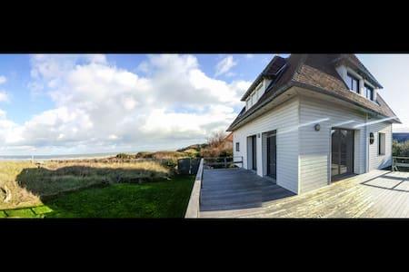 Chambre Orange  Dunes et Mer - Merville-Franceville-Plage - Bed & Breakfast