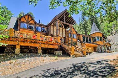 Bear Mountain Ranch - House