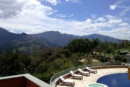 A PIECE OF PARADISE IN MEDELLIN - Bed & Breakfast
