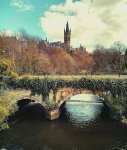 A wee place to love Glasgow :]