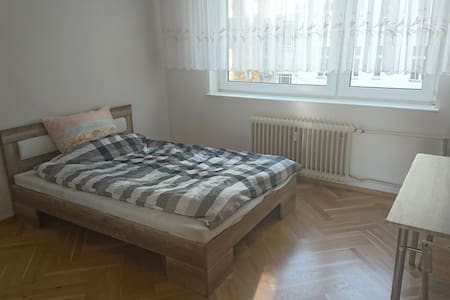 Clean & bright room close to centre of Westberlin - Berlin - Apartment