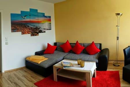 Exklusive Ferienwohnung, WLan, Top - Apartamento