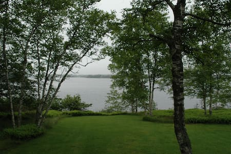 South Point House on 700 Acre Island - Islesboro - Lakás