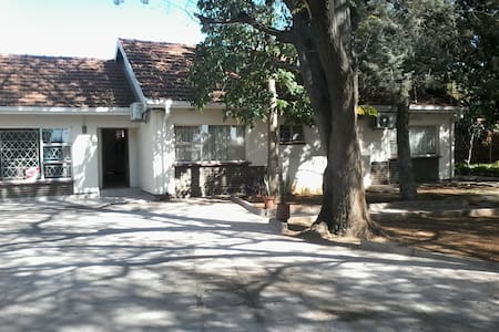 Centrally located, fully serviced - Gaborone