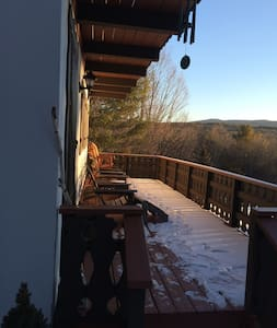 Windham Ski house, beautiful views - Ev