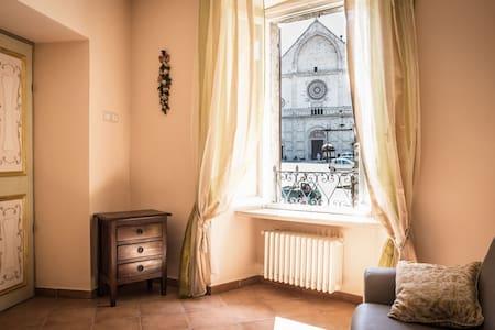 Splendida vista sulla Cattedrale - Assisi - Appartamento