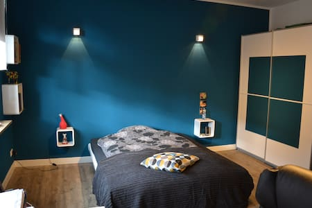 Duisburg-live Industrial culture - Duisburg - Bed & Breakfast