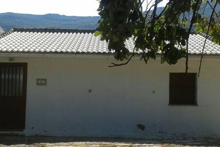 Casa rural TARIFA parque  alcornocales - Tarifa - Apartment