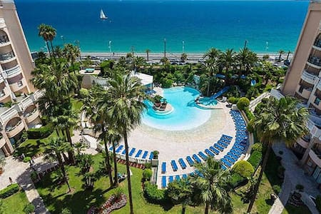 #SeaFront Beach Pools Résid 3* Luxe