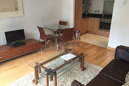 Modern City Centre 2 Bed Apartment