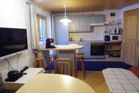 Living with fantastic view - Bartholomäberg - Appartement