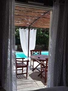 Villa au calme avec piscine - Villa