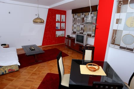 Comfortable apt near the river - Kumanovo