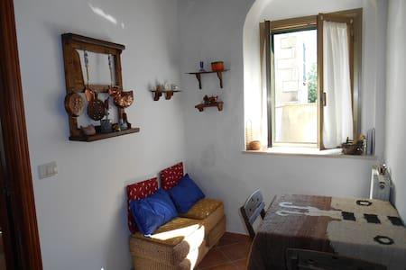 Valdorcia grazioso miniappartamento - Sarteano
