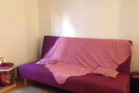 Joli studio - Porte Saint Martin - Paris - Apartment