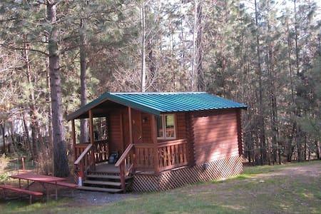 Yosemite Westlake Resort - Cabin #2 - Kisház
