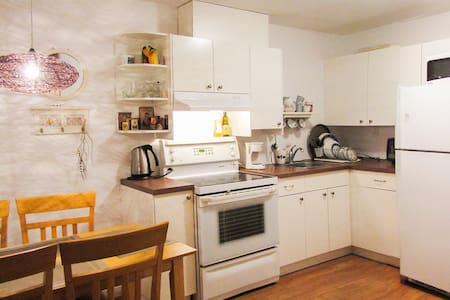 Beautiful spacious one bedroom apartment - Daire