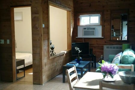 Cozy Cottage With Pool, 10min from private beach - East Hampton - Other