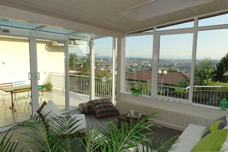 Beautiful flat with excellent view - Apartemen