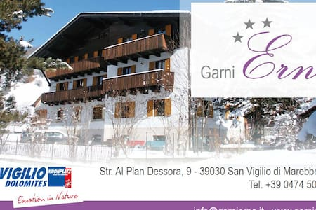 Garni Erna Mountain B&B - Bed & Breakfast