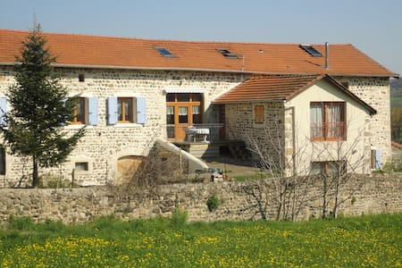 Chambre VANILLE - Bed & Breakfast
