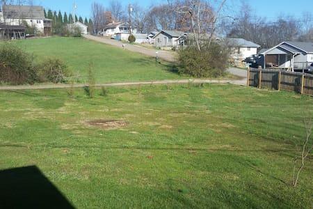 Open Meadow/good tent site/ 2 - Clyde