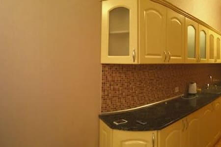 Large and comfortable apartment in the center - Lejlighed