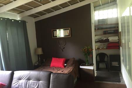 Loft con tranquilidad incluida - Coatepec