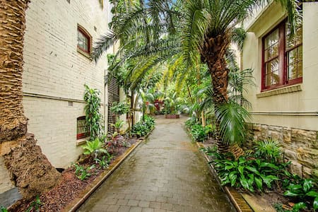 Renovated Art Deco Studio Apartment - Rushcutters Bay - Appartement