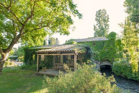 Dimora storica in giardino magico - Marta - Villa