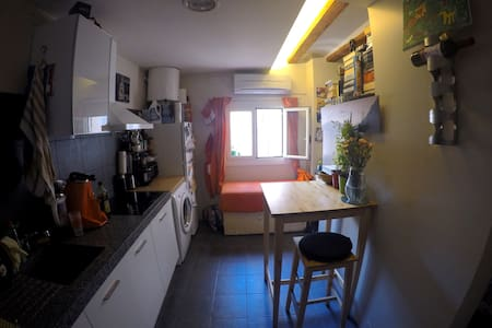 Charming, central Apartment in the heart of BCN - Barcelona - Wohnung