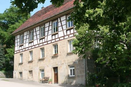 """Ferienwohnung """"Alte Schule"""" - Apartment"""