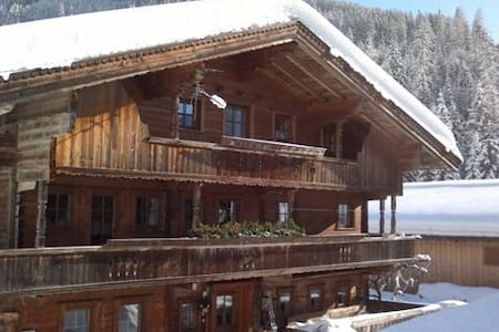 Ferienwohnung Leirer - Alpbach